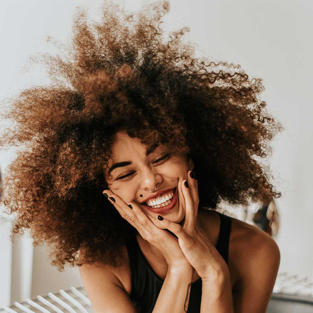 When collagen makes you smile the whole world smiles with you